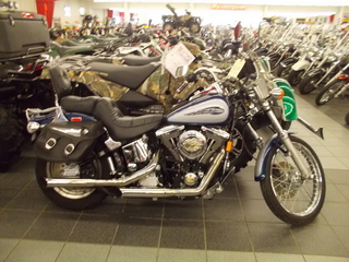 1999 Harley-Davidson FXST, motorcycle listing