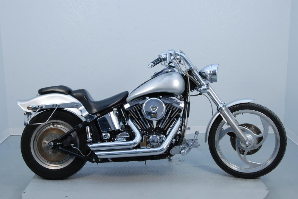 1999 Harley-Davidson FXSTC, motorcycle listing