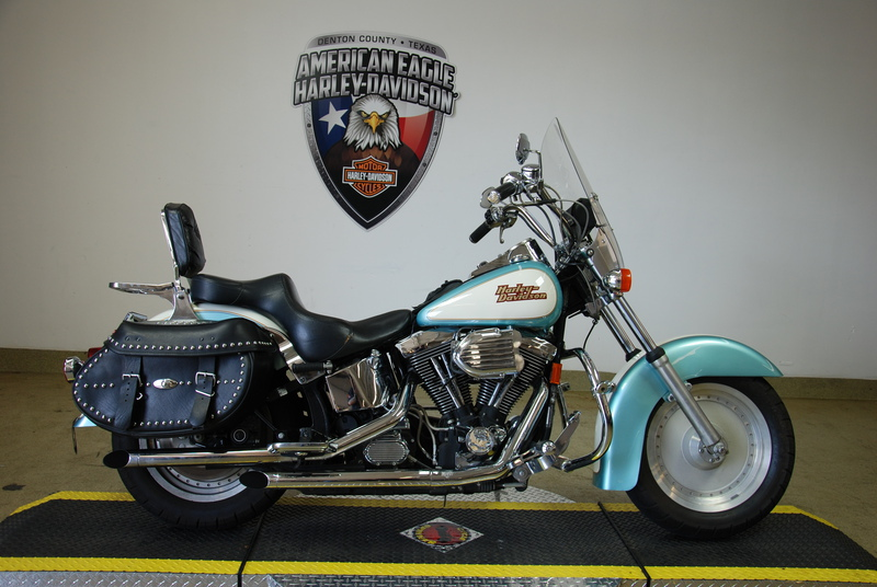 1999 Harley Davidson FXSTC, motorcycle listing
