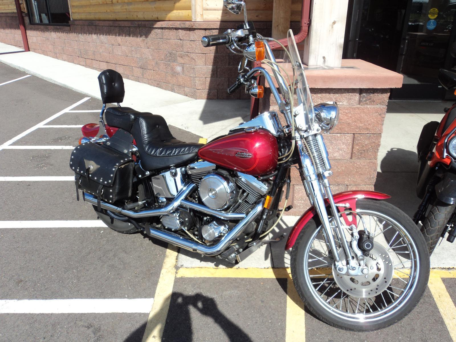 1999 Harley-Davidson FXSTS, motorcycle listing