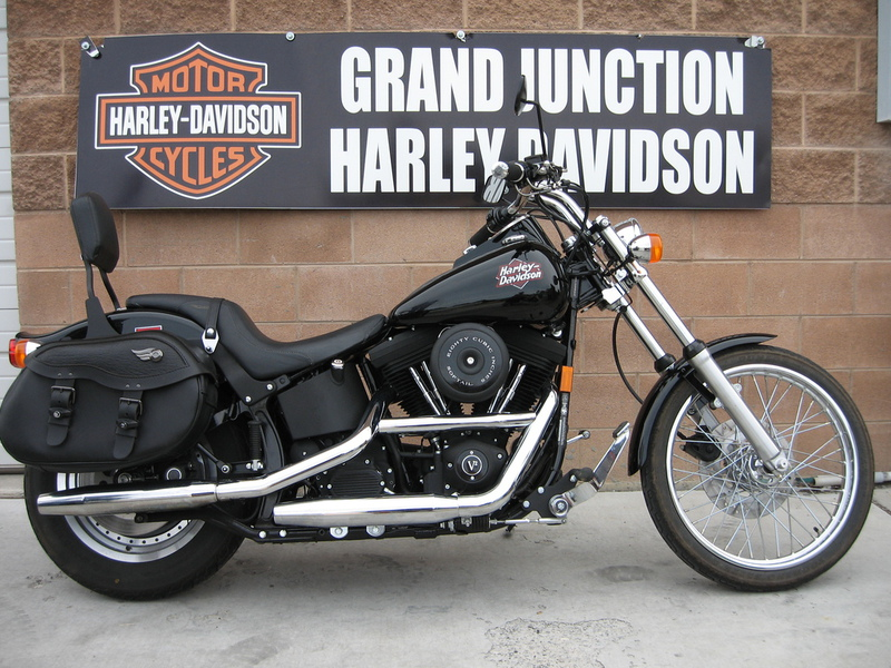 1999 Harley-Davidson Night Train, motorcycle listing