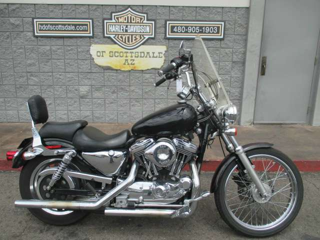 1999 Harley-Davidson XLH Sportster 1200, motorcycle listing