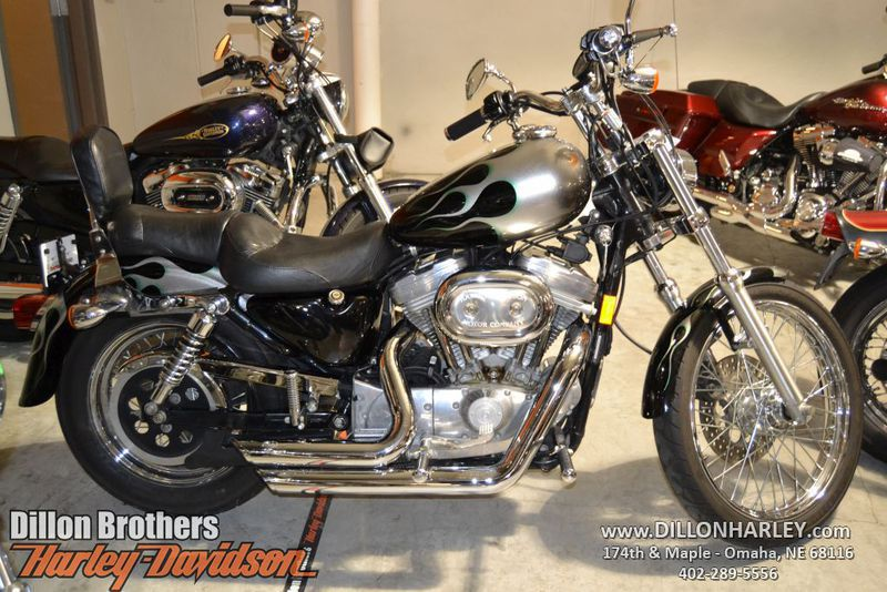 1999 Harley-Davidson XLH883 SPORTSTER, motorcycle listing