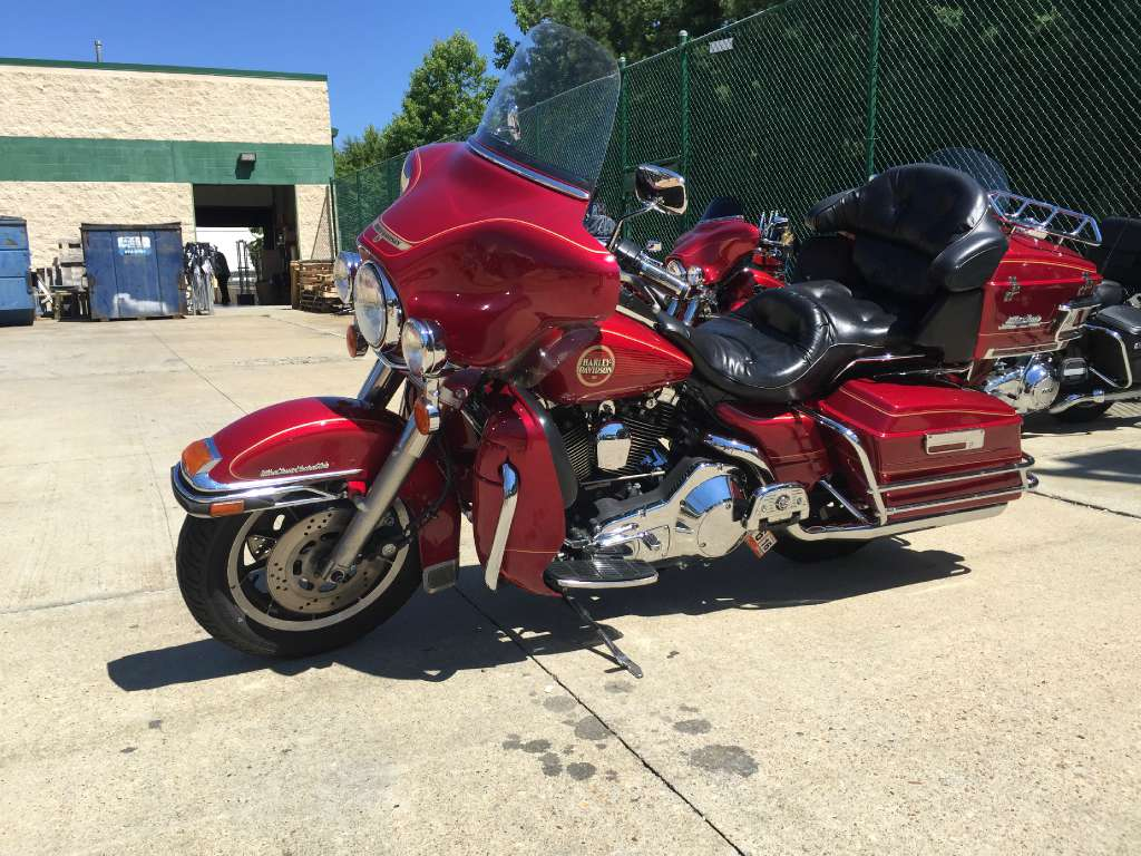 1995 Harley-Davidson Electra Glide Ultra Classic, motorcycle listing