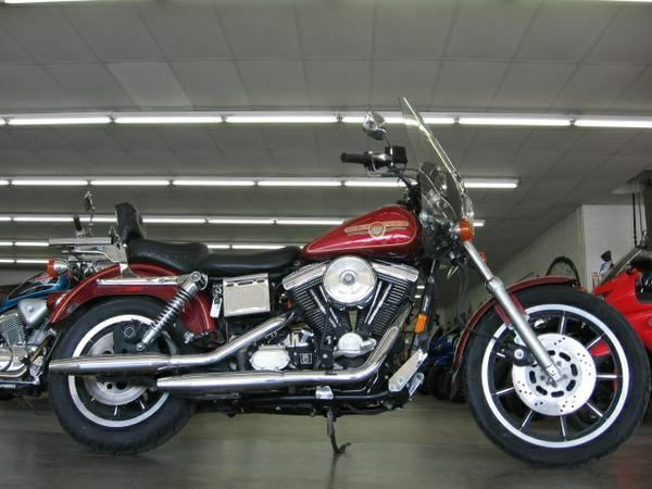 1995 Harley-Davidson FXDS Dyna, motorcycle listing