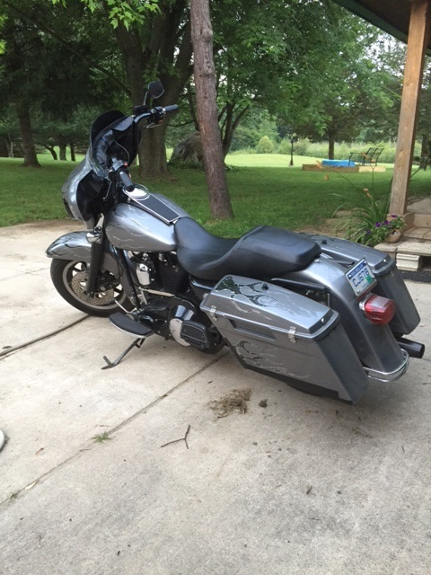 1995 Harley-Davidson Road Glide ULTRA, motorcycle listing