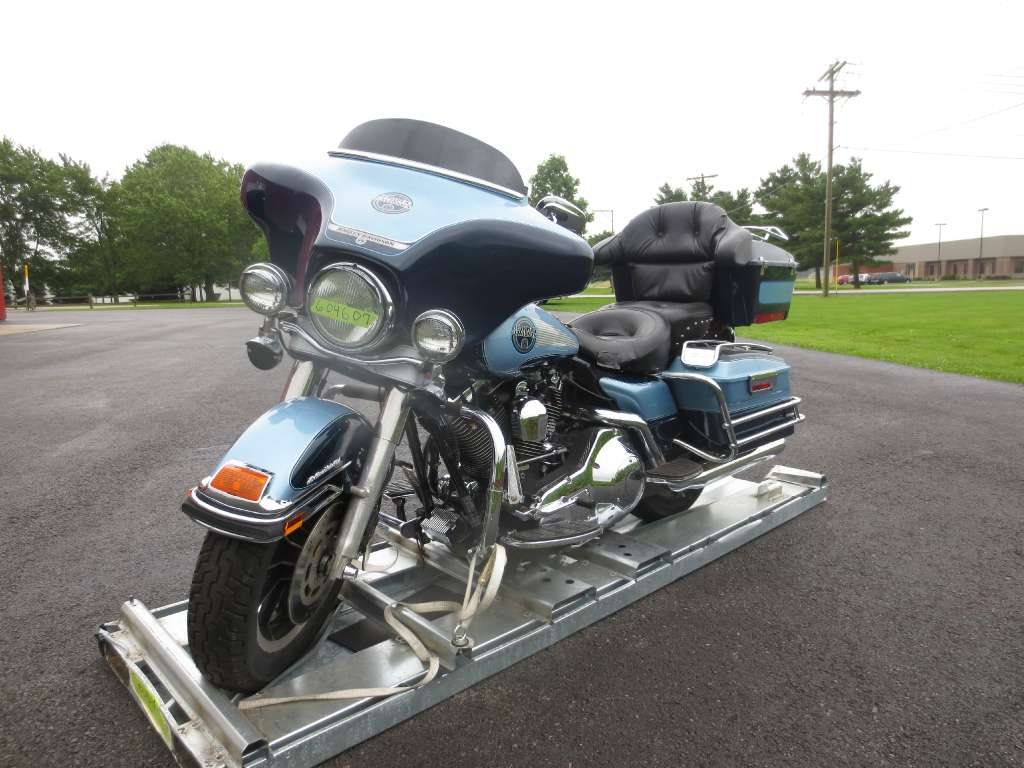 1995 Harley-Davidson ULTRA CLASSIC ELECTRA GLIDE, motorcycle listing