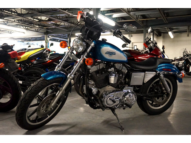 1995 Harley-Davidson XL 1200C Sportster, motorcycle listing