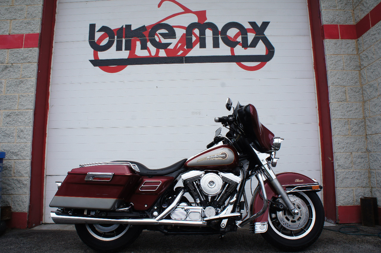 1996 Harley-Davidson Electra Glide Classic, motorcycle listing