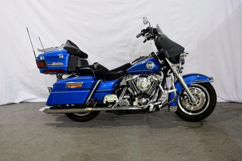 1996 Harley Davidson Electra Glide Ultra Classic, motorcycle listing