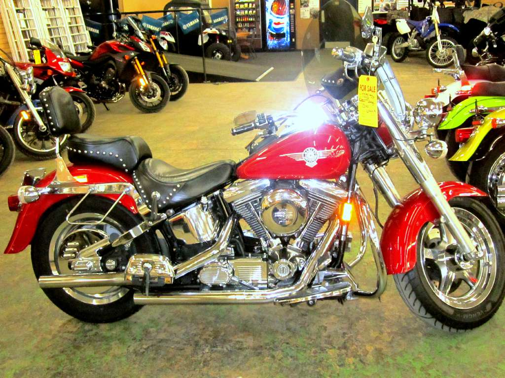 1996 Harley-Davidson FAT BOY, motorcycle listing