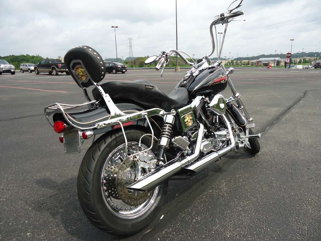 1996 Harley-Davidson FXDWG Dyna Wide Glide, motorcycle listing