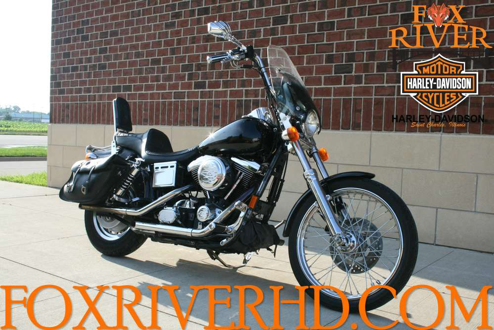 1996 Harley-Davidson FXDWG, motorcycle listing