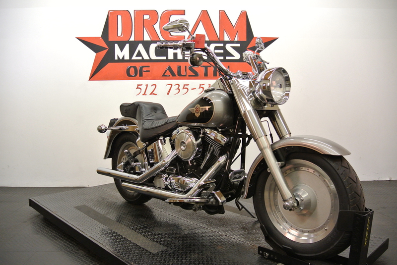 1996 Harley-Davidson Fat Boy FLSTF *Manager's Special*, motorcycle listing
