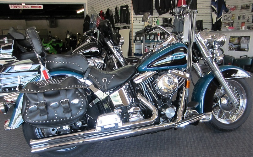 1996 Harley Davidson HERITAGE SOFTAIL CLASS, motorcycle listing