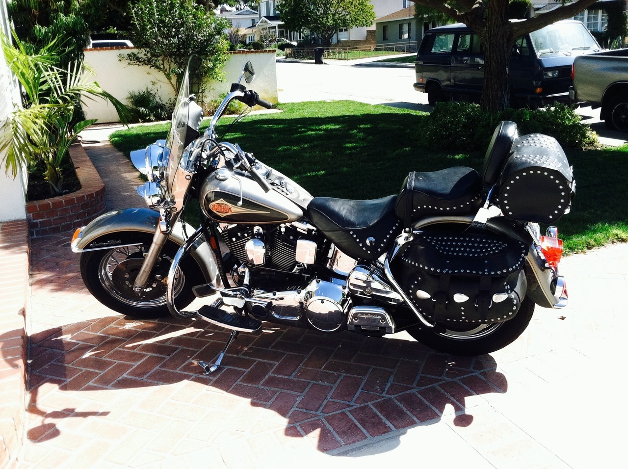 1996 Harley-Davidson Heritage Softail CLASSIC, motorcycle listing