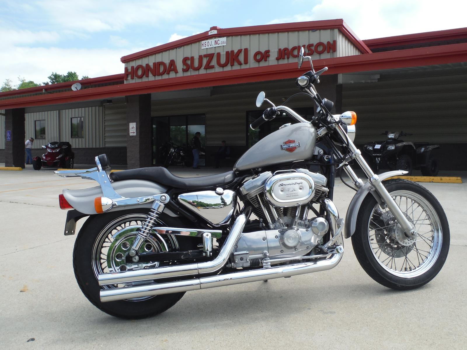 1996 Harley-Davidson XL883 SPORTSTER, motorcycle listing
