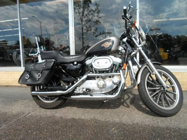 1996 Harley-Davidson XLH1200 Sportster, motorcycle listing