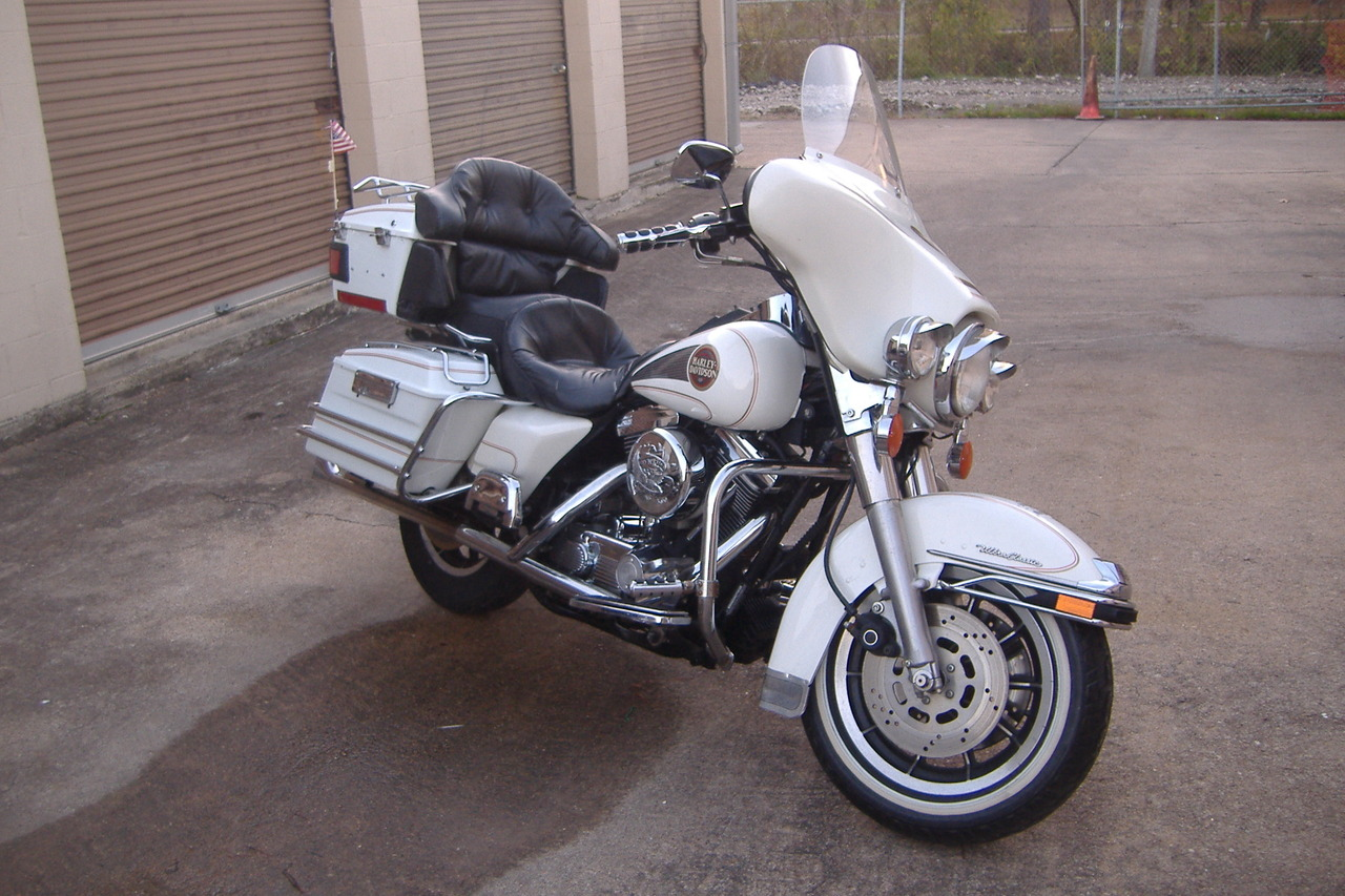 1997 Harley-Davidson Electra Glide ULTRA CLASSIC, motorcycle listing
