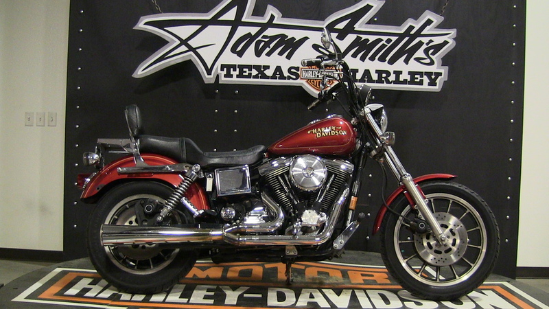 1997 Harley-Davidson FXDS Convertible, motorcycle listing