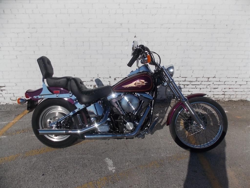 1997 Harley-Davidson FXSTC, motorcycle listing