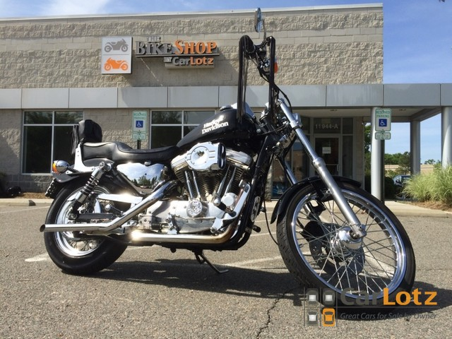 1997 Harley-Davidson XL883 Sportster, motorcycle listing