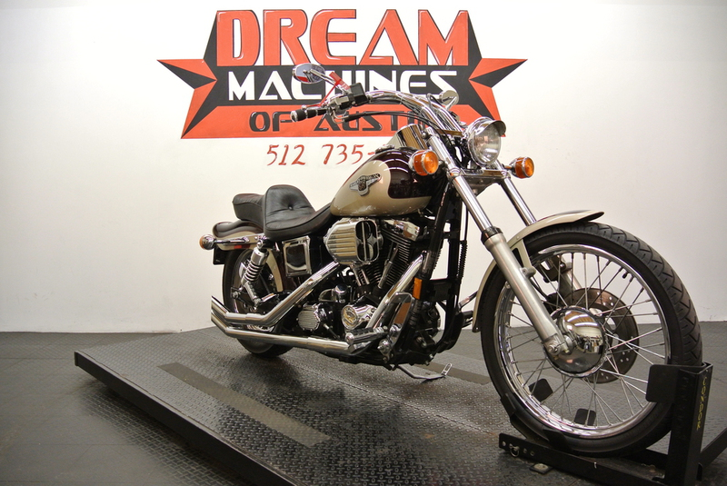 1998 Harley-Davidson FXDWG - Dyna Wide Glide 95th Anniversary, motorcycle listing