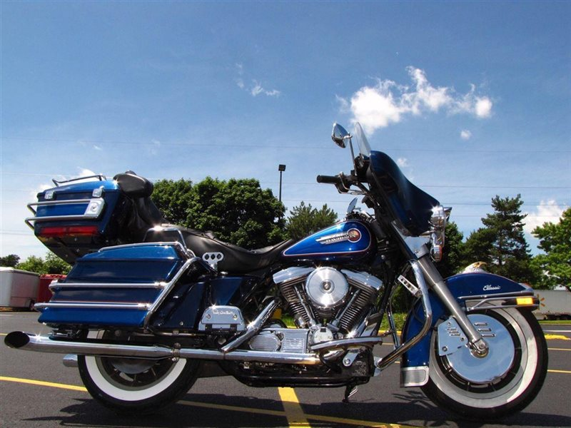 1992 Harley-Davidson ELECTRA GLIDE CLASSIC FLHTC, motorcycle listing
