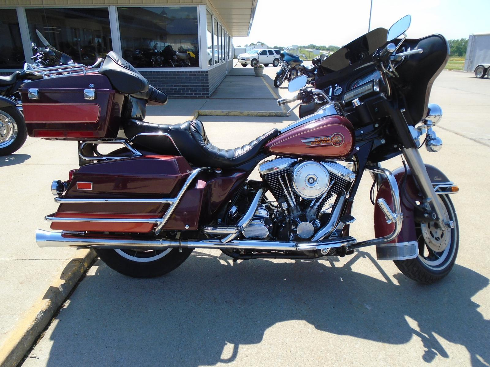 1992 Harley-Davidson FLHTC - ELECTRA GLID, motorcycle listing