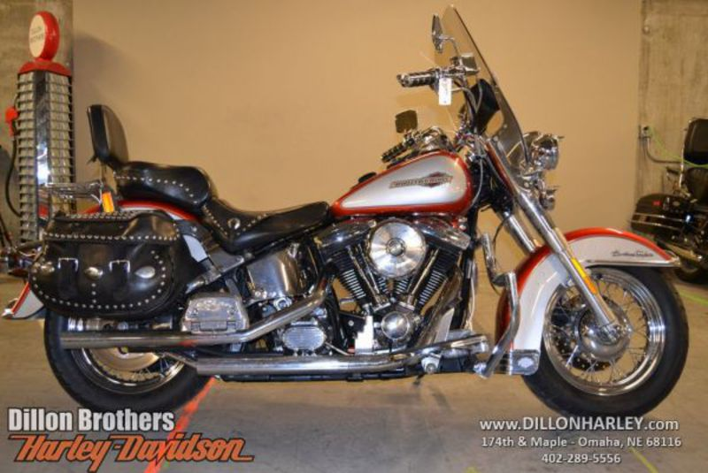 1992 Harley-Davidson FLSTC - Heritage Softail Classic, motorcycle listing