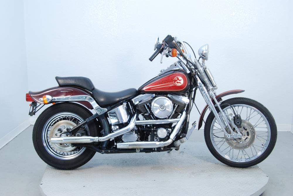 1992 Harley-Davidson FXSTS, motorcycle listing