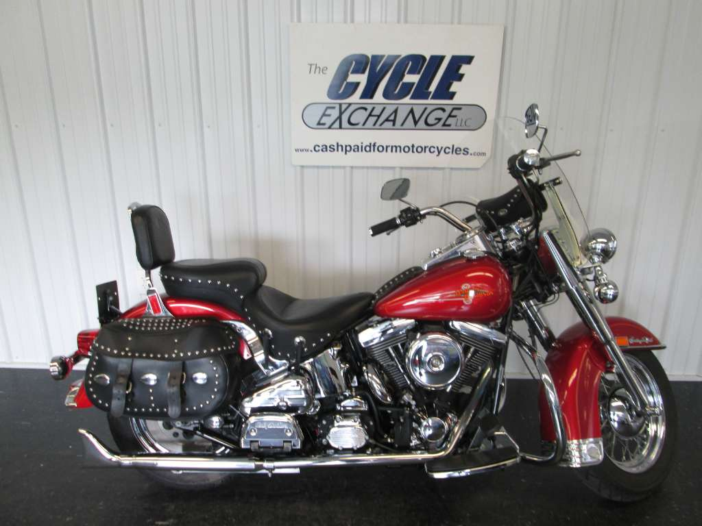 1992 Harley-Davidson Heritage Softail Classic, motorcycle listing