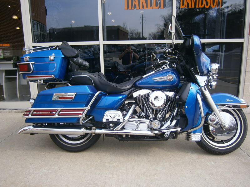 1993 Harley-Davidson FLHTC- Electra Glide Classic, motorcycle listing