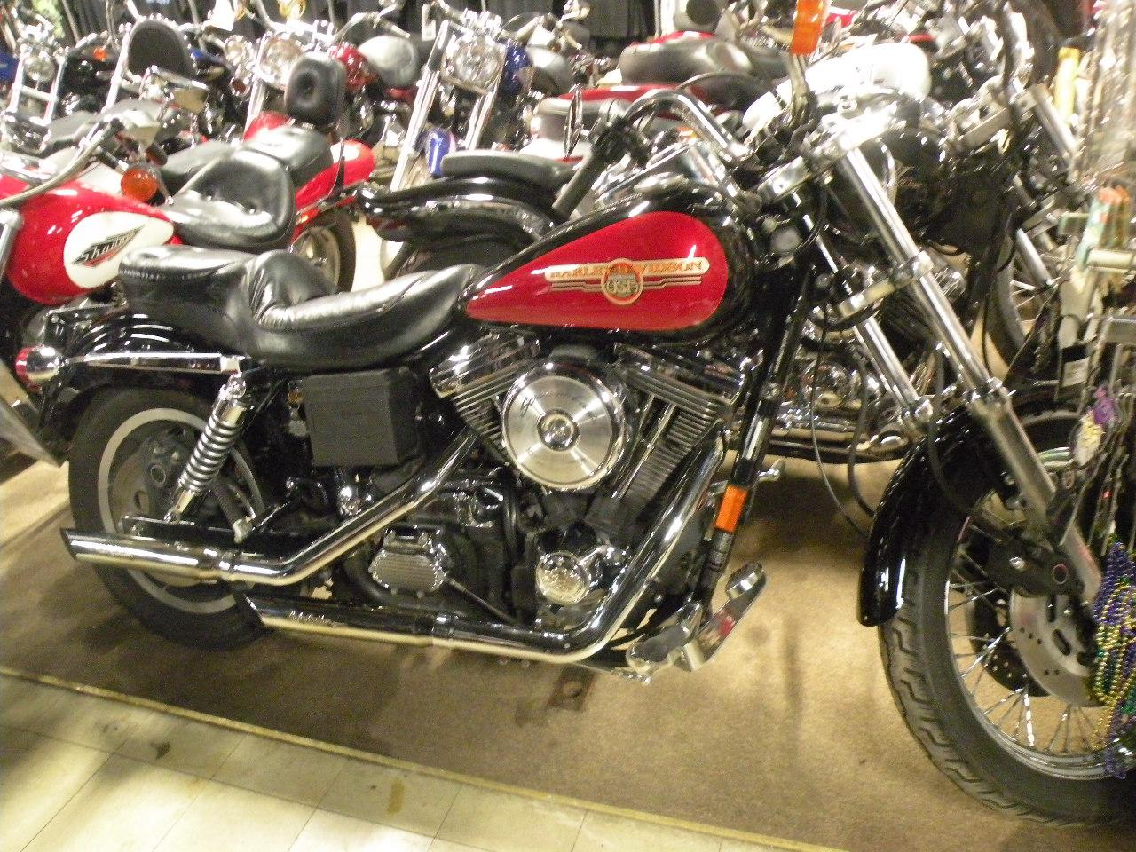 1993 Harley-Davidson FXDL Dyna Low Rider 1340, motorcycle listing