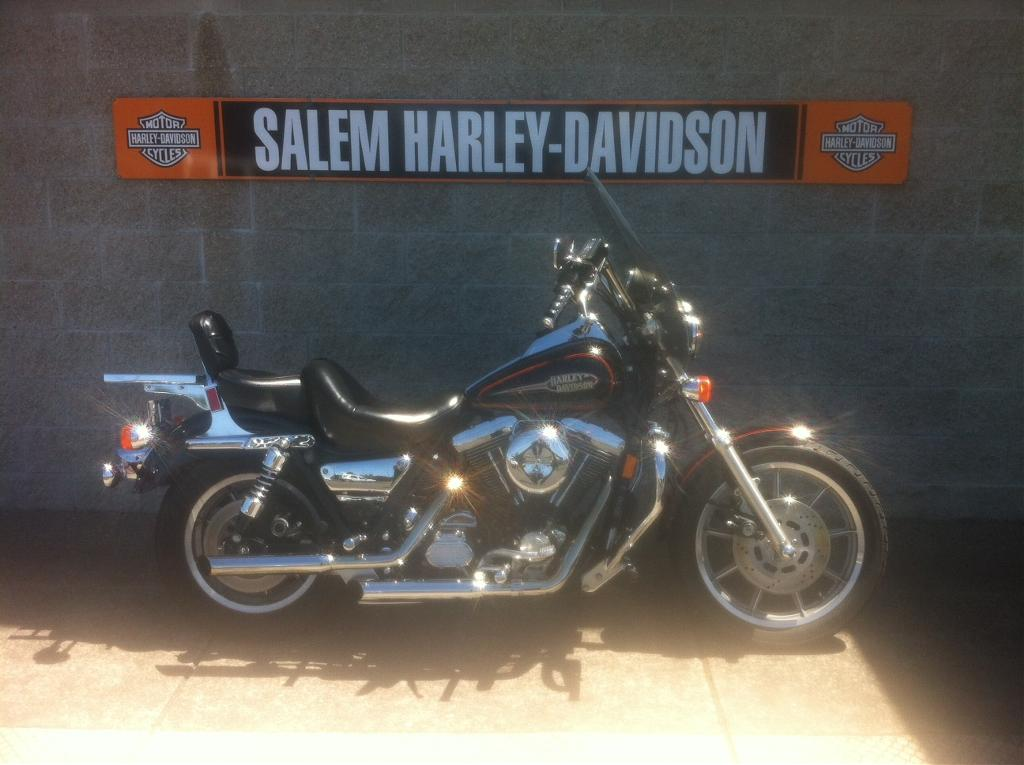 1993 Harley-Davidson FXRS, motorcycle listing