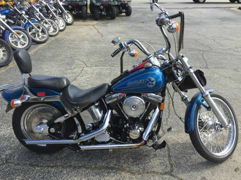 1993 Harley-Davidson FXSTC 1340, motorcycle listing