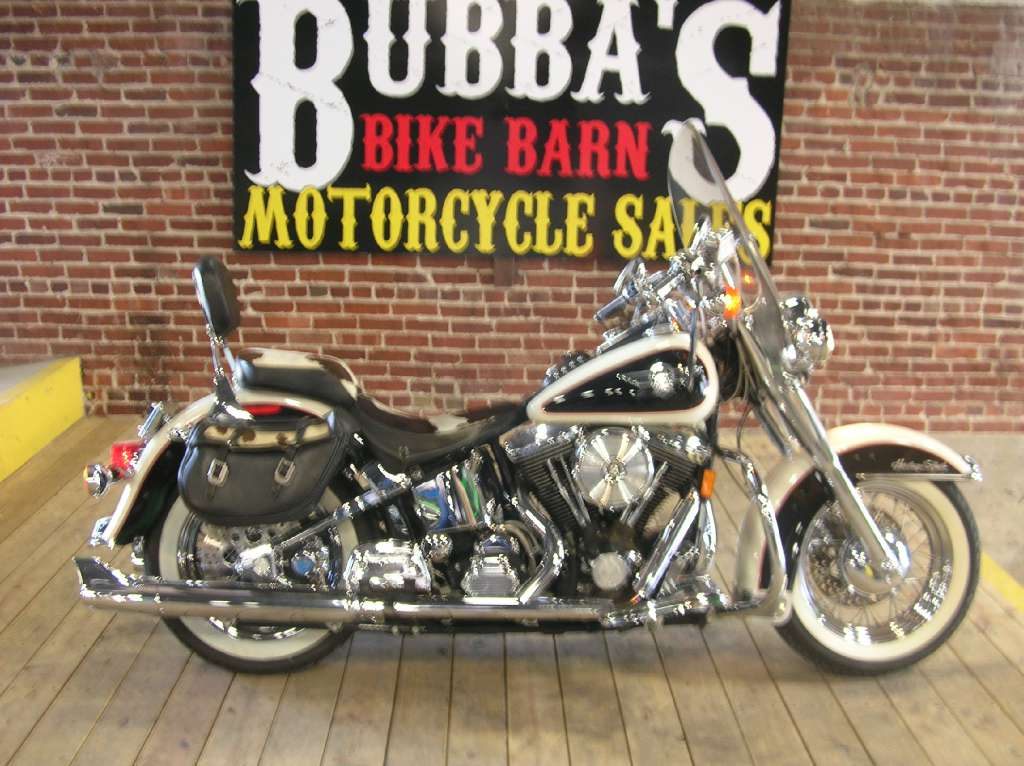 1993 Harley-Davidson HERITAGE SOFTAIL, motorcycle listing