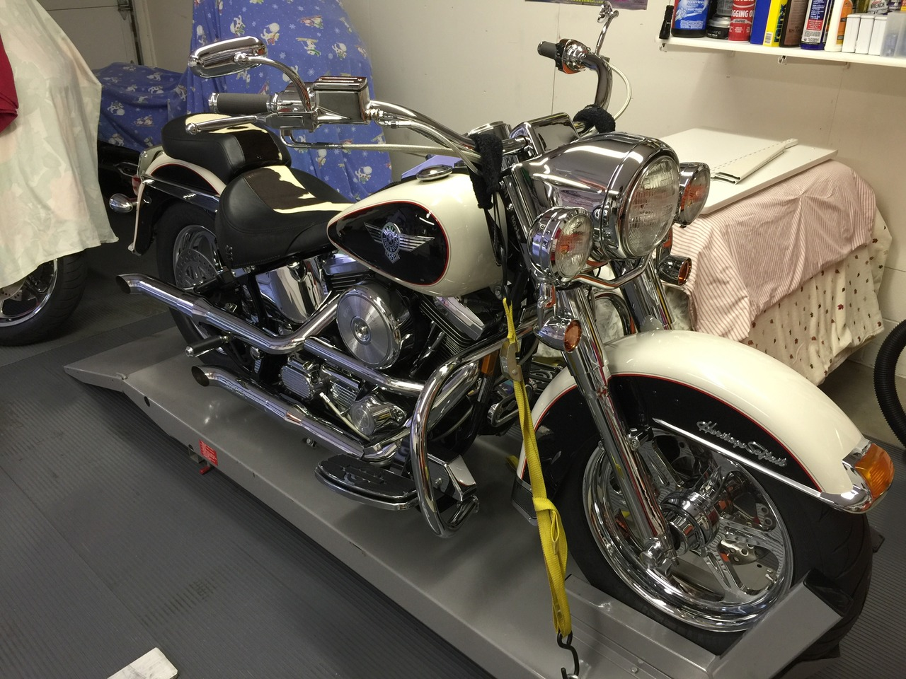 1993 Harley-Davidson Other , motorcycle listing