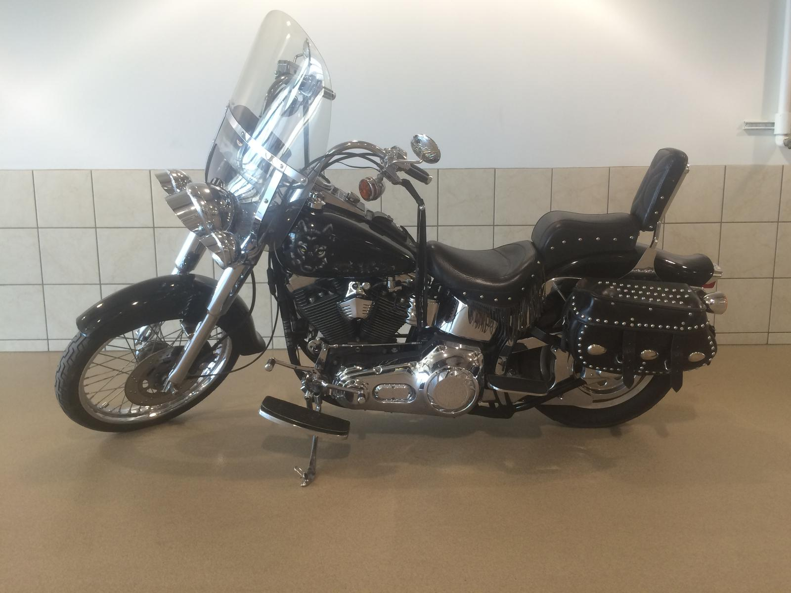 1993 Harley-Davidson SOFTTAIL, motorcycle listing