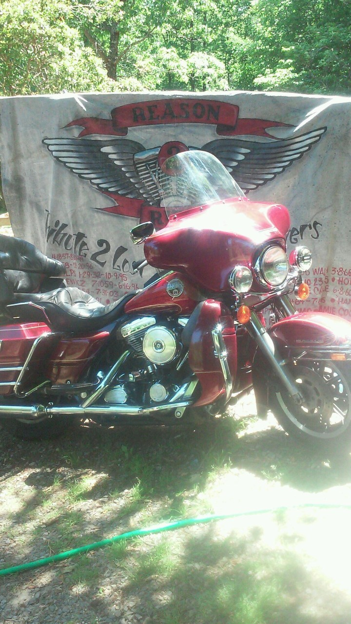 1993 Harley-Davidson Tour Glide , motorcycle listing