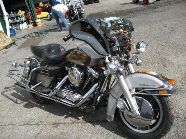 1993 Harley-Davidson Ultra Classic FLHTCU, motorcycle listing