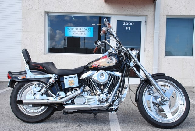 1994 Harley Davidson Dyna Wide Glide FXDWG 1340, motorcycle listing