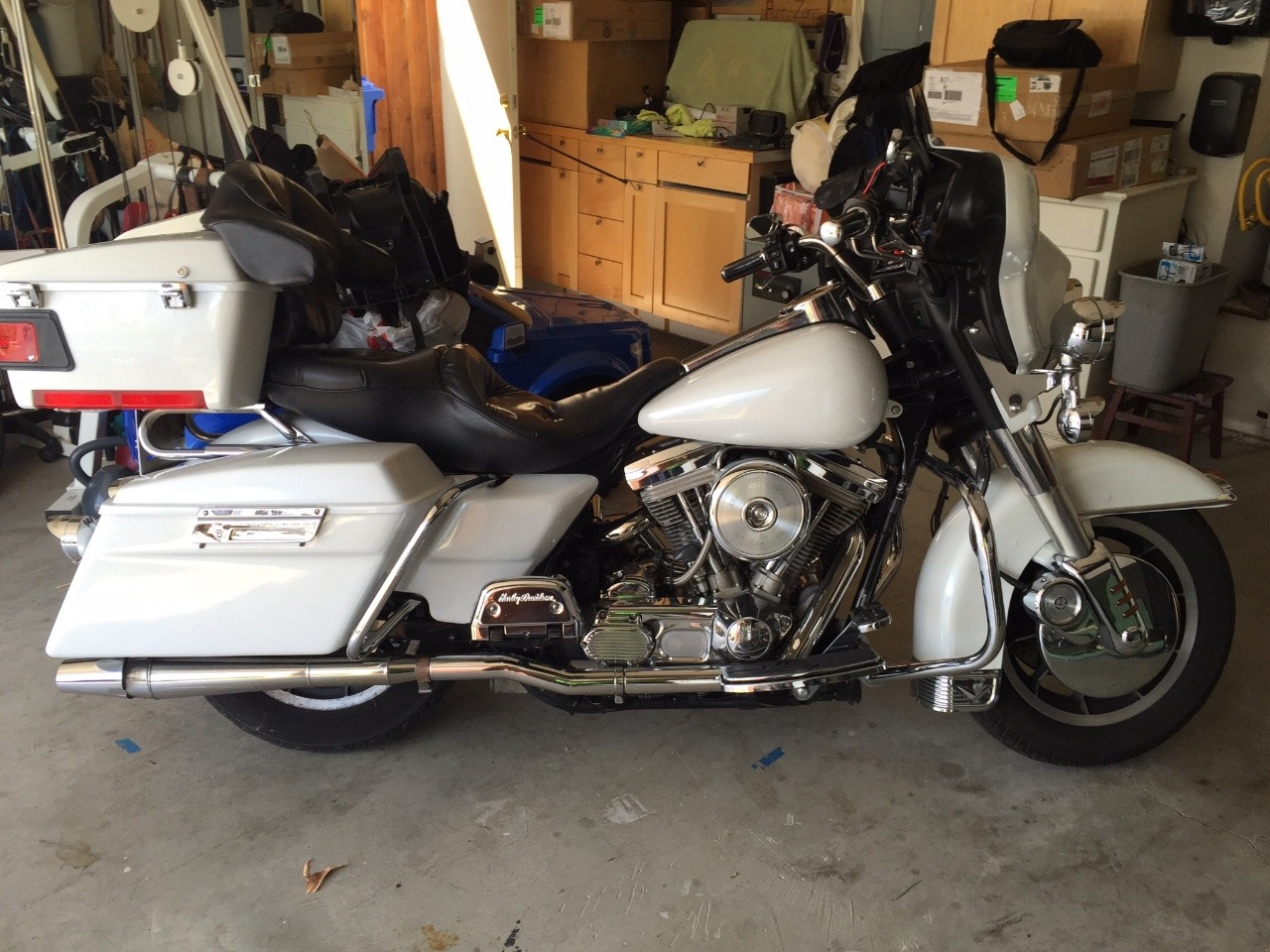 1994 Harley-Davidson Electra Glide ULTRA CLASSIC, motorcycle listing