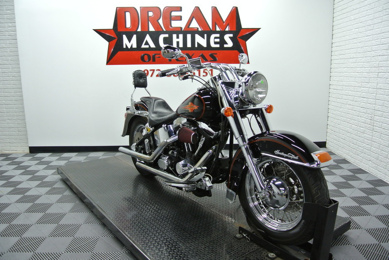 1994 Harley-Davidson FLSTC - Heritage Softail Classic, motorcycle listing