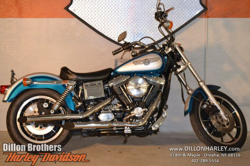 1994 Harley-Davidson FXDL DYNA LOW RID, motorcycle listing