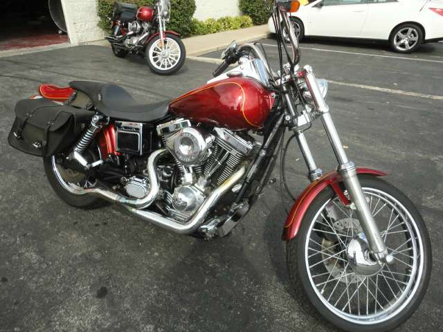 1994 Harley-Davidson FXDWG, motorcycle listing