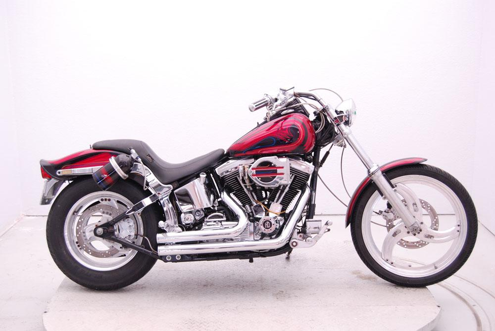 1994 Harley-Davidson FXSTC, motorcycle listing