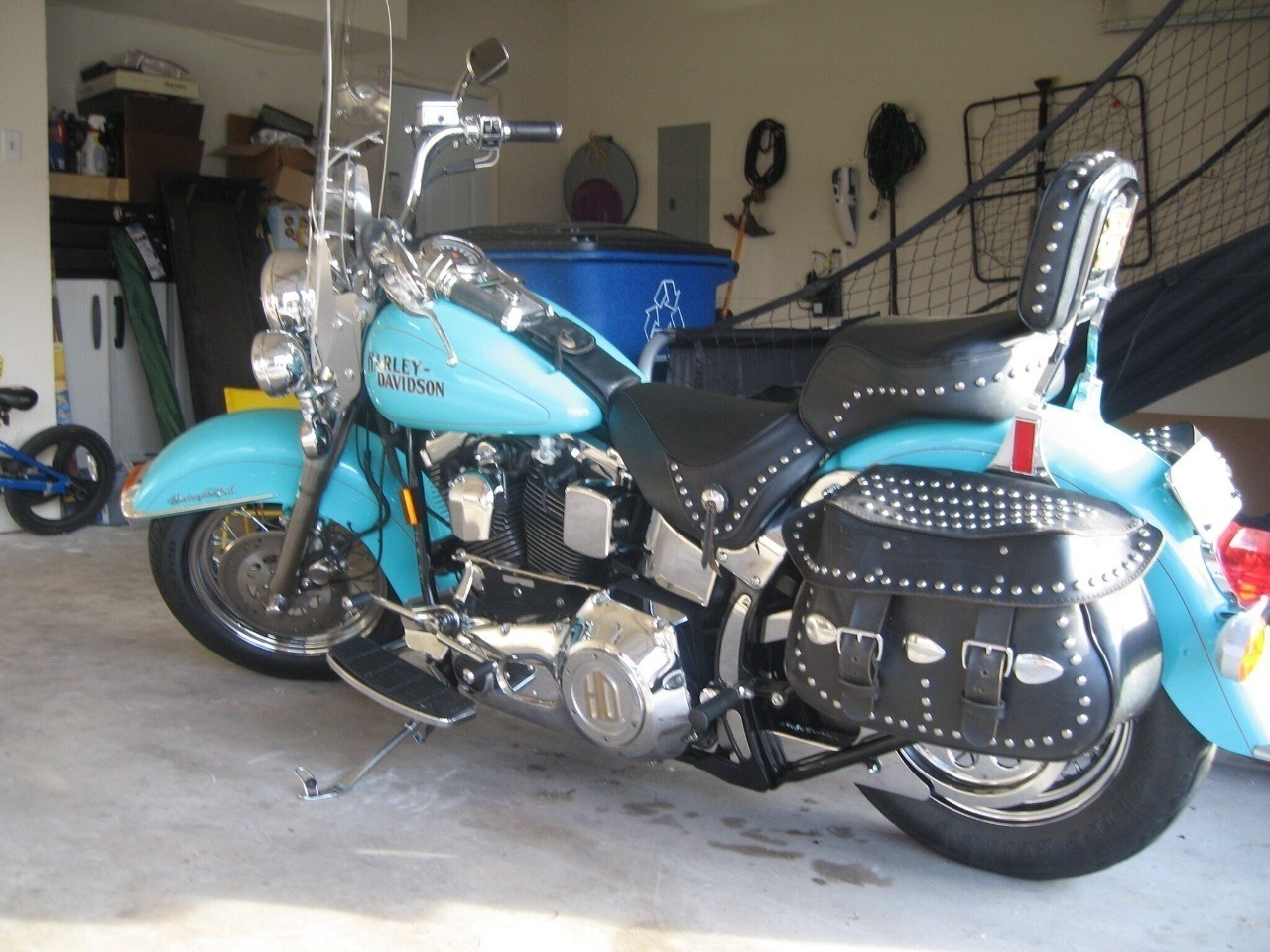 1994 Harley-Davidson Heritage Softail CLASSIC, motorcycle listing