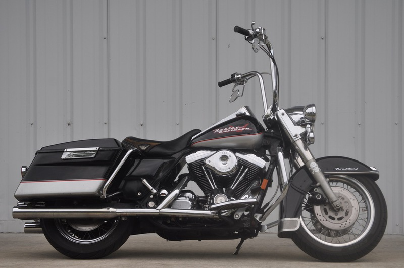 1994 Harley Davidson Road King, motorcycle listing