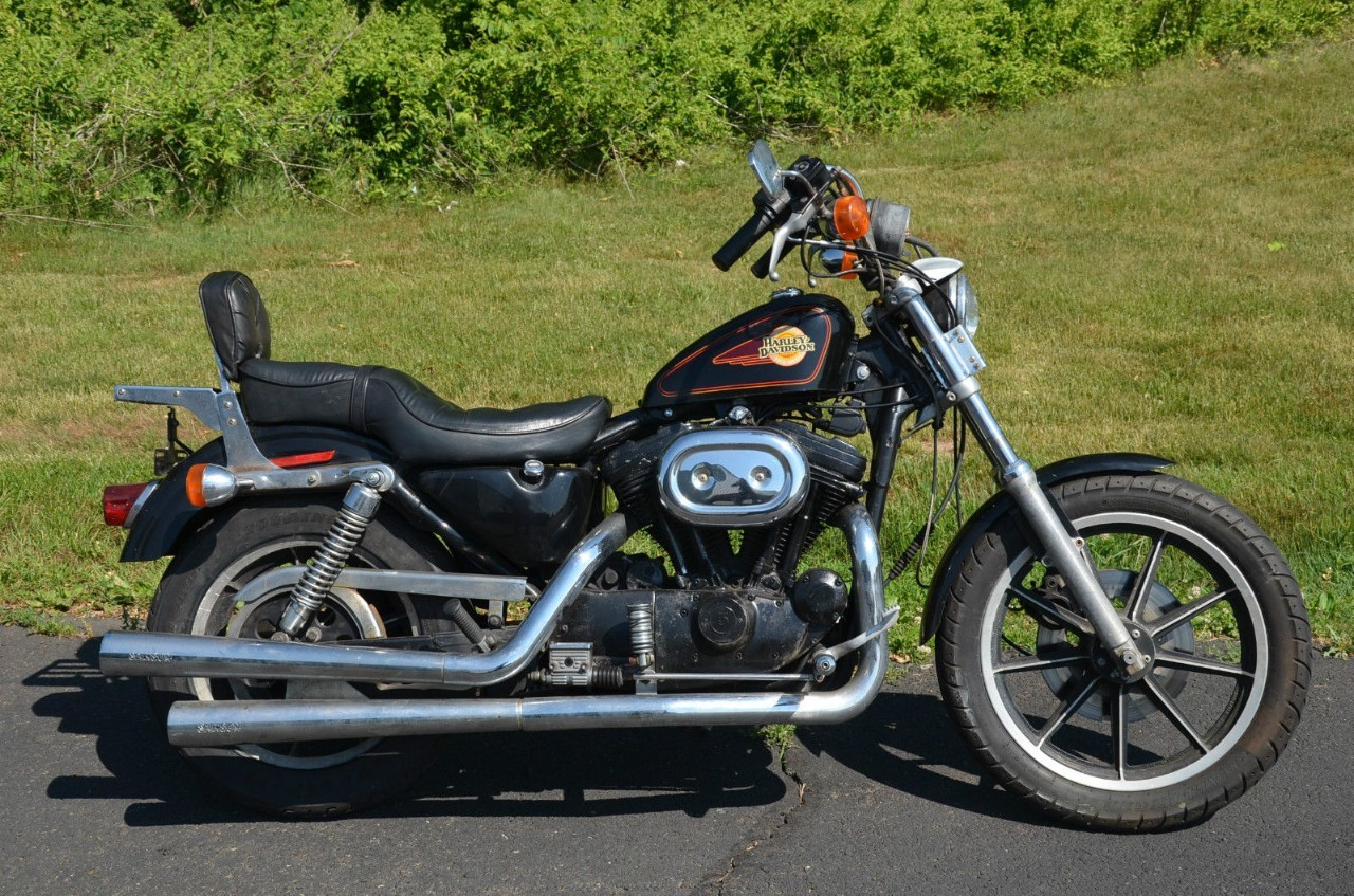 1994 Harley-Davidson Sportster XL1200, motorcycle listing